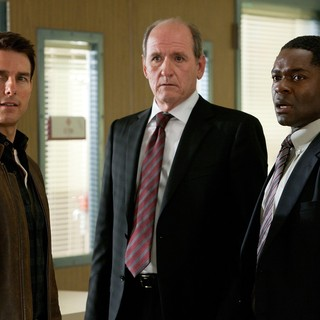 Tom Cruise, Richard Jenkins and David Oyelowo in Paramount Pictures' Jack Reacher (2012)
