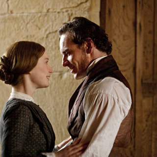 Mia Wasikowska stars as Jane Eyre and Michael Fassbender stars as Edward Rochester in Focus Features' Jane Eyre (2011) - jane_eyre20