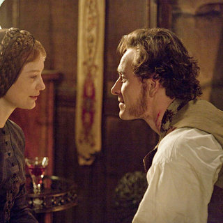 Mia Wasikowska stars as Jane Eyre and Michael Fassbender stars as Edward Rochester in Focus Features' Jane Eyre (2011) - jane_eyre21