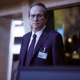 Tommy Lee Jones stars as CIA Director Robert Dewey in Universal Pictures' Jason Bourne (2016)