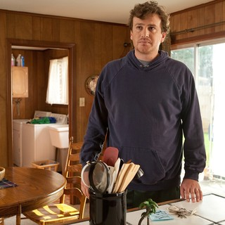 Jeff Who Lives at Home - Jason Segel stars as Jeff in Paramount Vantage's Jeff Who Lives at Home (2012). Photo credit by Hilary Bronwyn Gayle.