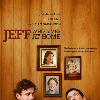 Poster of Paramount Vantage' Jeff Who Lives at Home (2012) - jeff-who-lives-at-home-pstr01