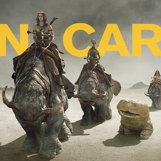 Poster of Walt Disney Pictures' John Carter (2012)