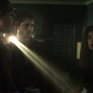 Rob Mayes, Chase Williamson and Fabianne Therese in Magnet Releasing's John Dies at the End (2013)