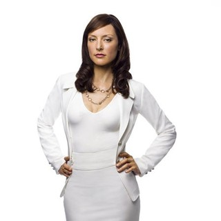 Lola Glaudini stars as Carmel in USA Network's John Sandford's Certain Prey (2011)