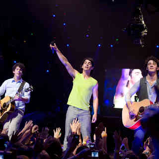 Jonas Brothers: The 3D Concert Experience Picture 11