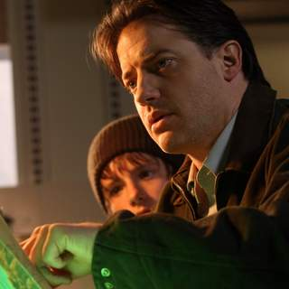 "Brendan Fraser stars as ""Trevor"" and Josh Hutcherson stars as ""Sean"" in JOURNEY TO THE CENTER OF THE EARTH 3D. Photo Credit: Sebastian Raymond."