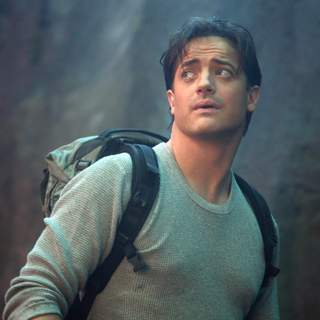 "Brendan Fraser stars as ""Trevor"" in New Line Cinema's JOURNEY TO THE CENTER OF THE EARTH 3D. Photo Credit: Sebastian Raymond."