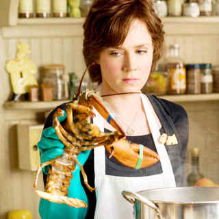 Amy Adams stars as Julie Powell in Columbia Pictures' Julie & Julia (2009)