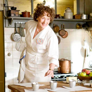 Meryl Streep stars as Julia Child in Columbia Pictures' Julie & Julia (2009)