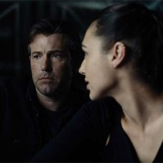 Justice League - Ben Affleck stars as Bruce Wayne/Batman and Gal Gadot stars as Diana Prince/Wonder Woman in Warner Bros. Pictures' Justice League (2017)