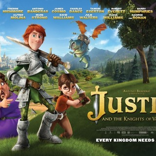 Justin and the Knights of Valour Picture 7