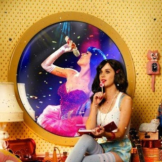 Katy Perry: Part of Me - Poster of Paramount Pictures' Katy Perry: Part of Me (2012)