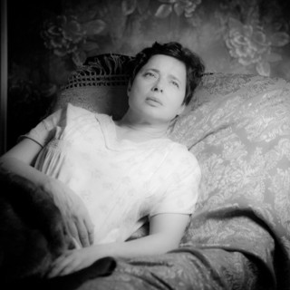Isabella Rossellini stars as Hyacinth in Monterey Media's Keyhole (2012)