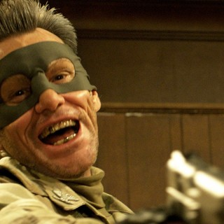 Jim Carrey stars as Colonel Stars and Stripes in Universal Pictures' Kick-Ass 2 (2013)