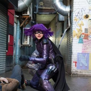 Chloe Moretz stars as Mindy Macready / Hit-Girl in Universal Pictures' Kick-Ass 2 (2013)