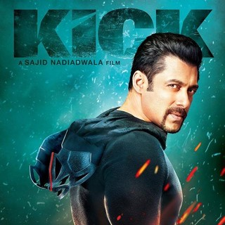 Poster of UTV Motion Pictures' Kick (2014)