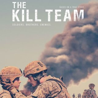 Poster of A24's The Kill Team (2019)