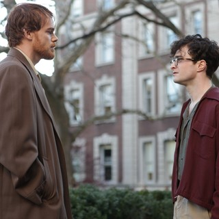 Michael C. Hall stars as David Kammerer and Daniel Radcliffe stars as Allen Ginsberg in Sony Pictures Classics' Kill Your Darlings (2013)