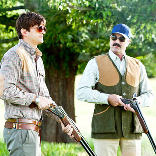 Ashton Kutcher stars as Spencer and Tom Selleck stars as Mr. Kornfeldt in Lionsgate Films' Killers (2010)