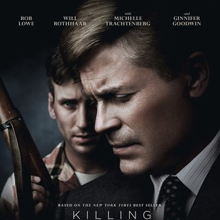 Poster of National Geographic's Killing Kennedy (2013) - killing-kennedy-poster03