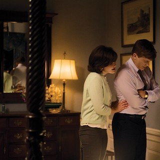 Ginnifer Goodwin stars as Jacqueline Kennedy and Rob Lowe stars as John F. Kennedy in National Geographic's Killing Kennedy (2013). Photo credit by Kent Eanes. - killing-kennedy06