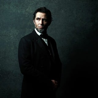 Billy Campbell stars as Abraham Lincoln in National Geographic's Killing Lincoln (2013)