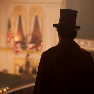 A scene from National Geographic's Killing Lincoln (2013)