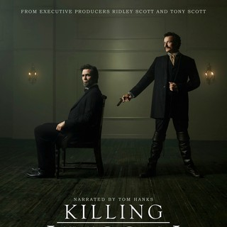 Poster of National Geographic's Killing Lincoln (2013)