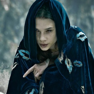 Astrid Berges-Frisbey stars as The Mage in Warner Bros. Pictures' King Arthur: Legend of the Sword (2017 - king-arthur-lots-picture09