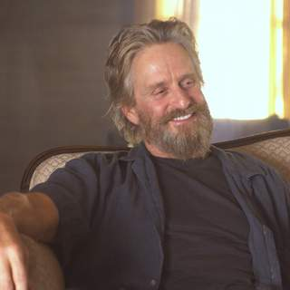 Michael Douglas as Charlie in First Look Pictures' King of California (2007)