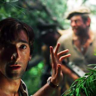 King Kong - Adrien Brody as Jack Driscoll in