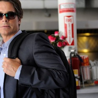 Rob Lowe stars as Paul Turner in IFC Films' Knife Fight (2012)