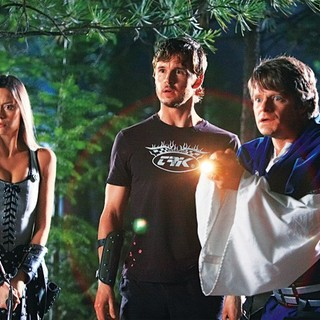 Summer Glau, Ryan Kwanten and Steve Zahn in Entertainment One's Knights of Badassdom (2014) - knights-of-badassdom04