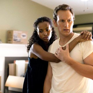 Kerry Washington stars as Lisa Mattson and Patrick Wilson stars as Chris Mattson in Screen Gems' Lakeview Terrace (2008). Photo credit by Chuck Zlotnick.