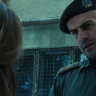 In the Land of Blood and Honey - Ermin Sijamija stars as Serb soldier Vuc in FilmDistrict's In the Land of Blood and Honey (2011)