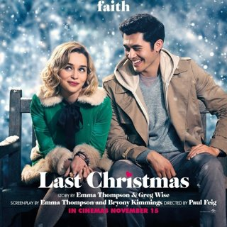 Poster of Universal Pictures' Last Christmas (2019)