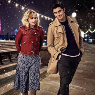 Emilia Clarke stars as Kate and Henry Golding stars as Tom in Universal Pictures' Last Christmas (2019)