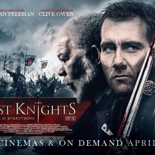 Poster of Lionsgate Films' Last Knights (2015) - last-knights-poster02