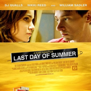 Poster of E1 Entertainment's Last Day of Summer (2010) - last_day_of _summer_poster01