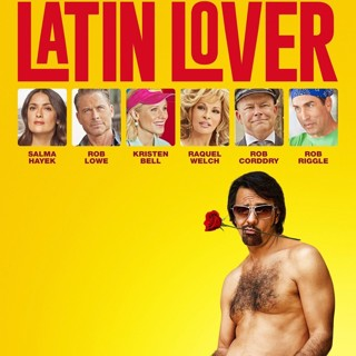 Poster of Pantelion Films' How to Be a Latin Lover (2017) - latin-lover-poster04