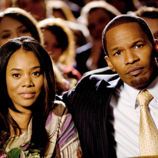 Regina Hall stars as Kelly Rice and Jamie Foxx stars as Nick Rice in Overture Films' Law Abiding Citizen (2009) - law_abiding_citizen20