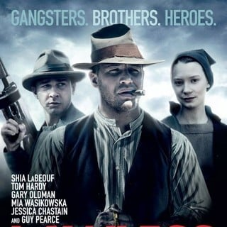 Lawless (2012) - Poster of The Weinstein Company's Lawless (2012)