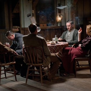 Lawless (2012) - Shia LaBeouf, Tom Hardy and Jessica Chastain in The Weinstein Company's Lawless (2012)