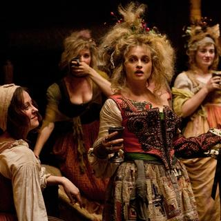 Helena Bonham Carter stars as Madame Thenardier in Universal Pictures' Les Miserables (2012)