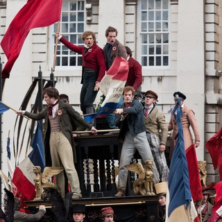 A scene from Universal Pictures' Les Miserables (2012)
