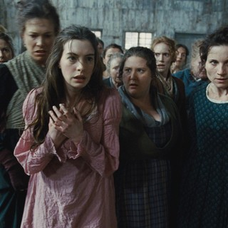 Anne Hathaway stars as Fantine in Universal Pictures' Les Miserables (2012)