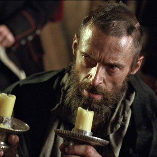 Hugh Jackman stars as Jean Valjean in Universal Pictures' Les Miserables (2012)