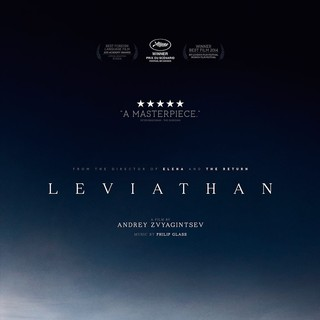 Poster of Sony Pictures Classics' Leviathan (2014)
