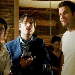 Jason Biggs, Justin Kirk and Colin Egglesfield in PMK*BNC Films' L!fe Happens (2012)